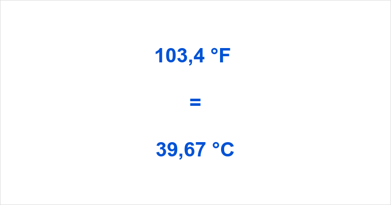 103.4 f to c