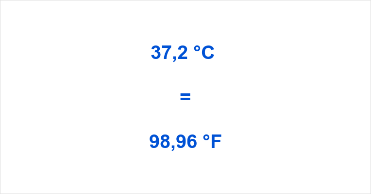 37.2 c to f